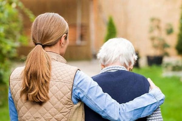 Anziani non più soli