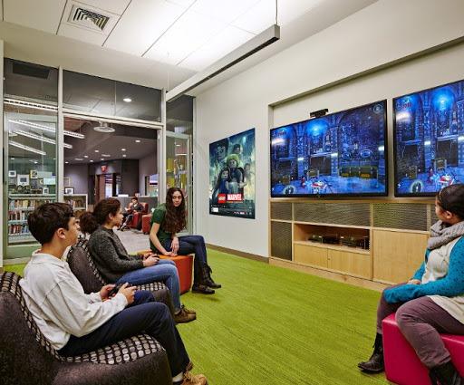 Biblioteca come luogo di incontro: la Gaming Zone